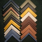 dgpf coloured matt cushion mouldings